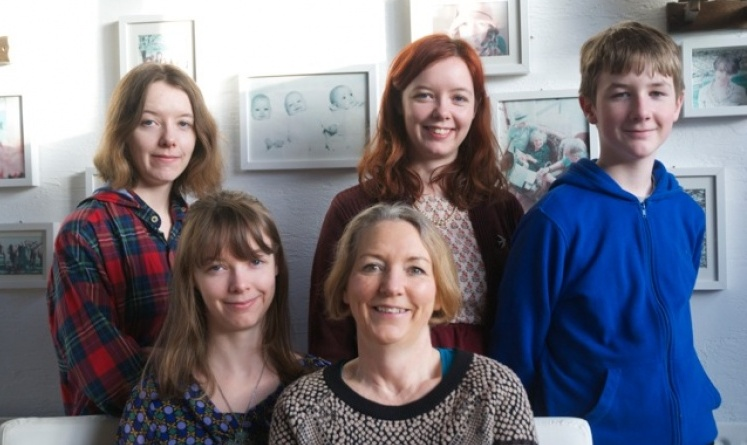 Bereavement Counselling Helped the Whole Family