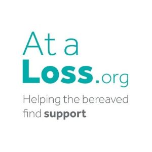 At A Loss Logo