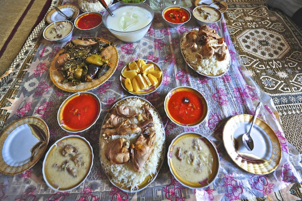 Iraqi Food I Grew up With is Today's Food Fad
