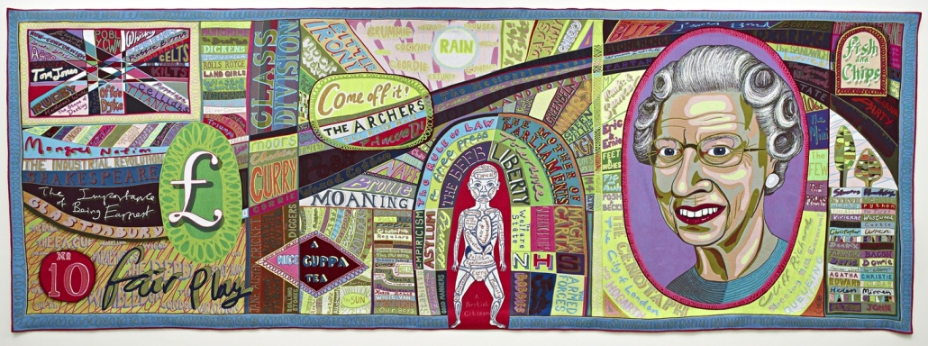 Culture Tip: Grayson Perry's Who Are You?