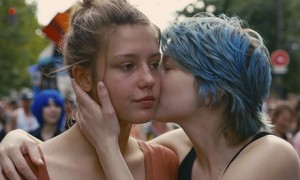 Blue Really is the Warmest Colour