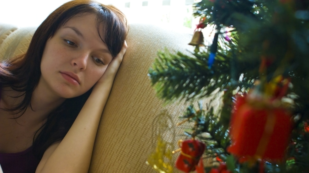 Why Christmas Makes Me Really Anxious
