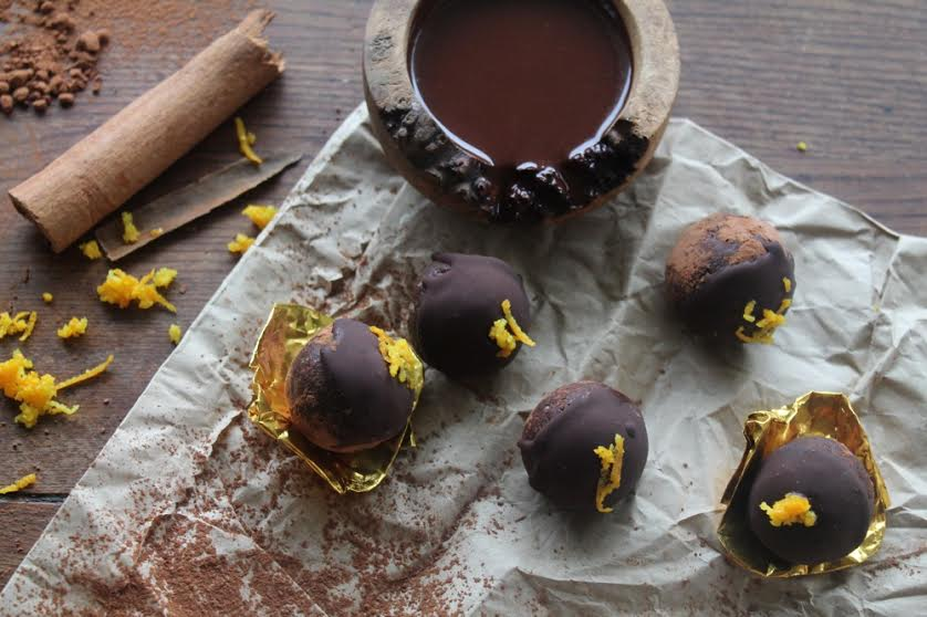 Delicious and Nutritious Chocolate Truffles