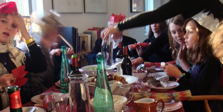 How to do Christmas Lunch, Without Crying