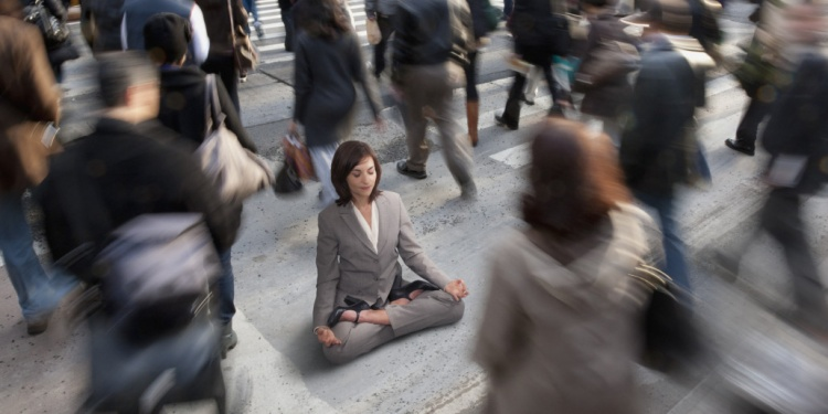Can Mindfulness Change the Face of Britain?