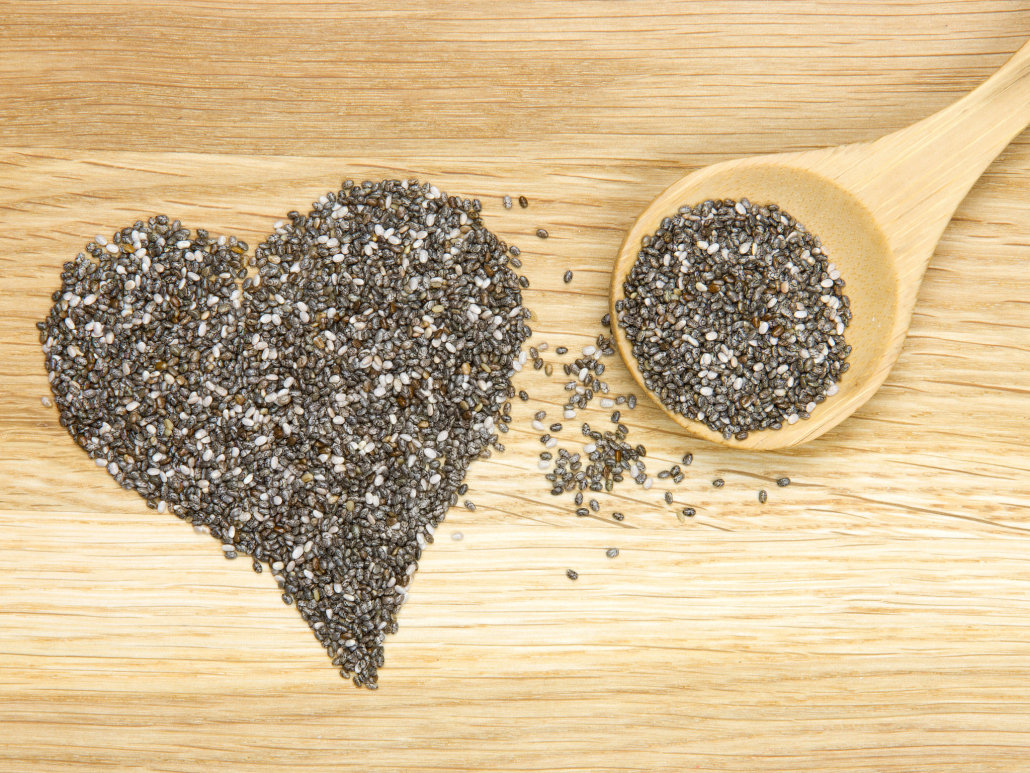 Chia Seeds: A Simple Way to Nourish Yourself