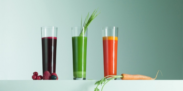 Juicing to Boost your Brain