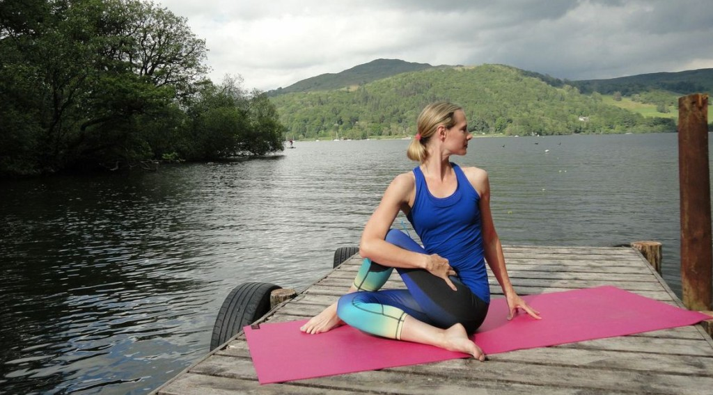Take Your Yoga Practice Outdoors