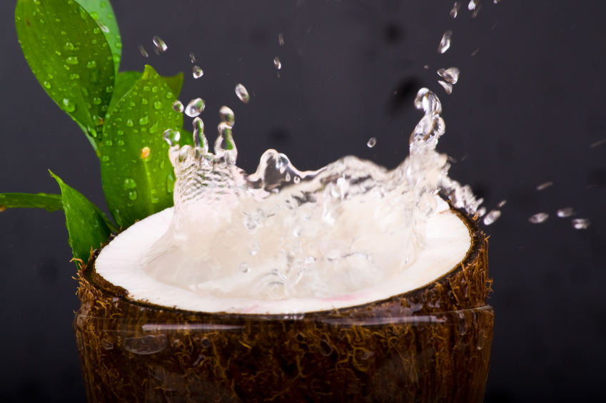 Why We're Nuts About Coconut Water