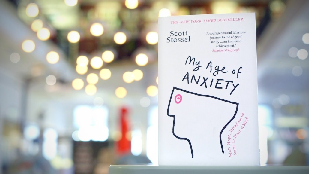 Wellcome Book Prize 2015: My Age of Anxiety by Scott Stossel