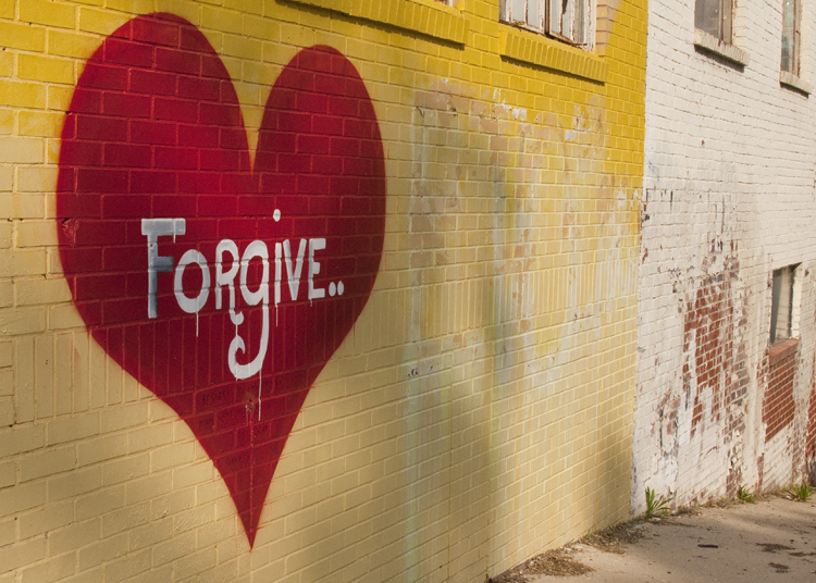Why Forgiveness is Never Easy