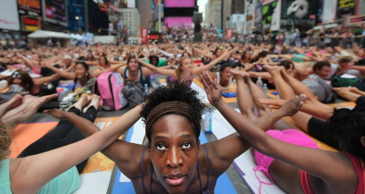 Celebrate the International Day of Yoga