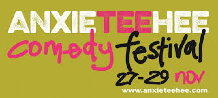 Support Mental Health Charity Mind and Anxieteehee Comedy Festival this Weekend