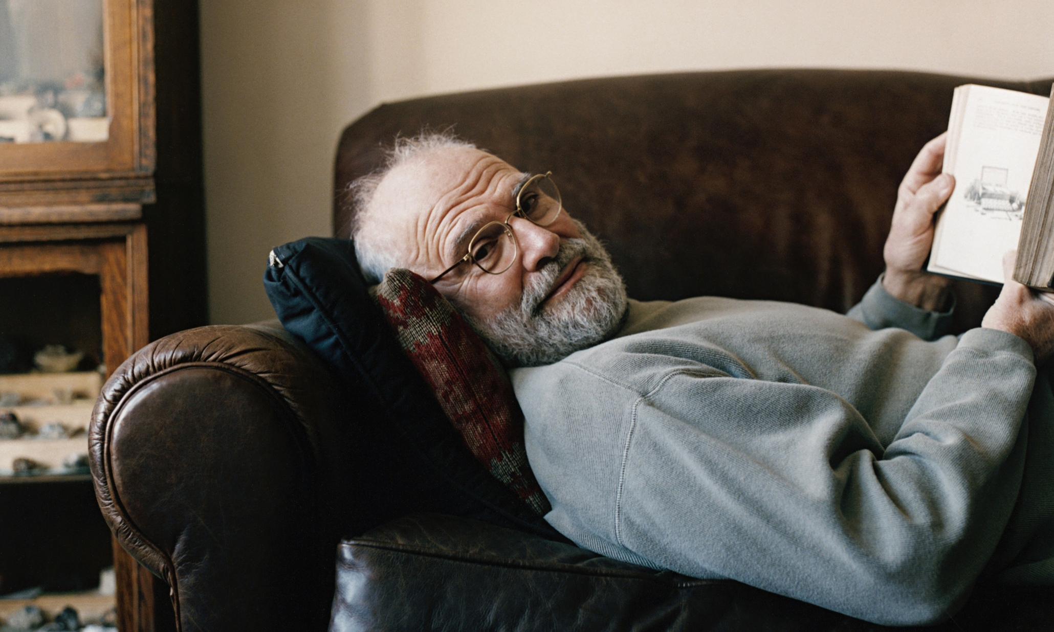 Oliver Sacks: The Man who Opened Our Minds