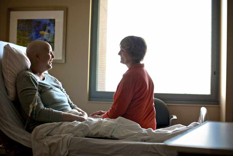 ​Why Do People with Cancer See Therapists?