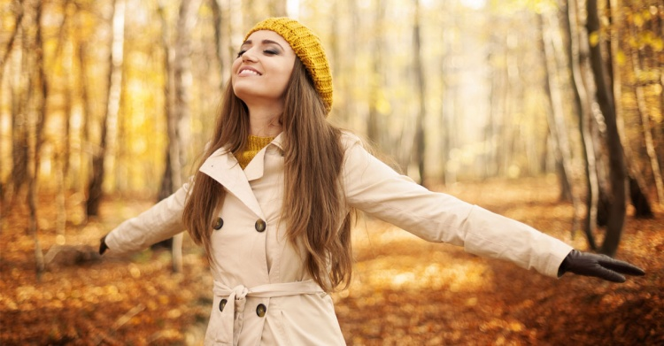 What Autumn can Teach Us about Letting Go