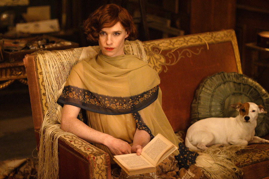 CULTURE TIP: The Danish Girl: 'This is not My Body'