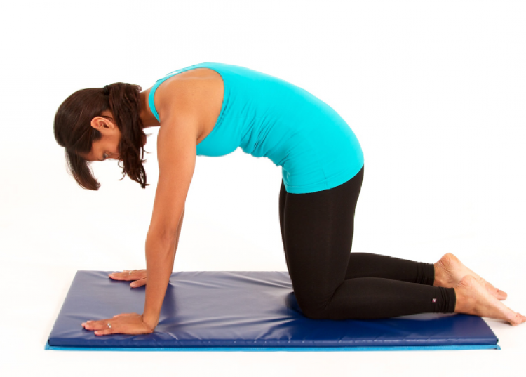 How to Ease Lower Back Pain with Pilates