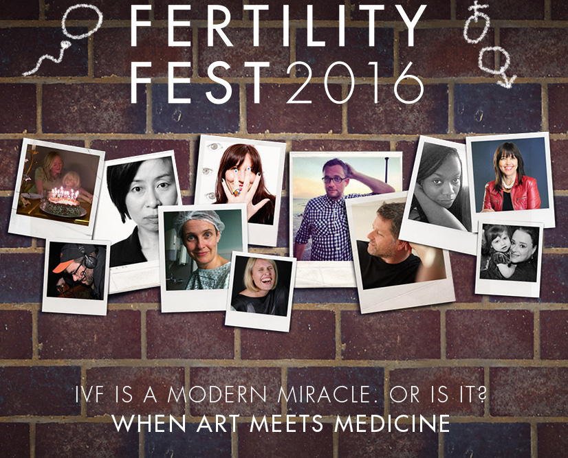 ​Why I am Launching a Festival on Infertility