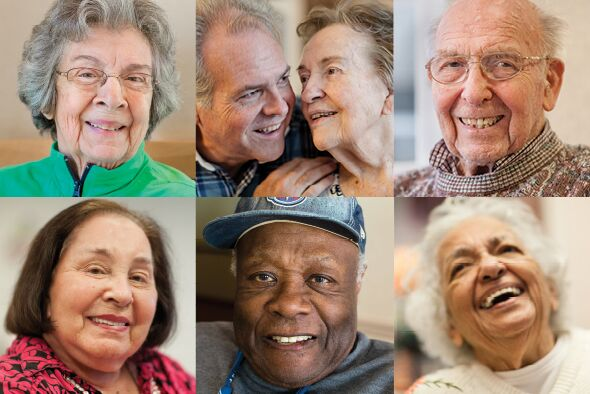 The Many Faces of Dementia