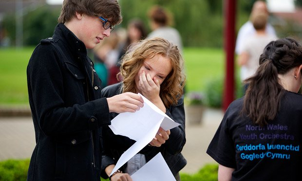 Poor Exam Results? Next Steps for Parents and Teens