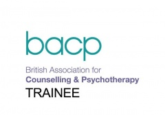 TRAINEE MEMBER : British Association of Counsellors and Psychotherapists