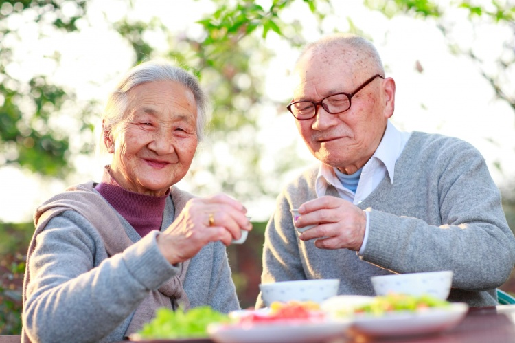 Why Japanese People Live Long Healthy Lives