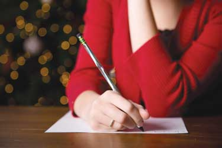 A Letter to My Therapist at Christmas