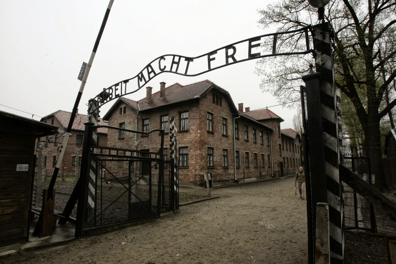 Why Everyone Should Go to Auschwitz
