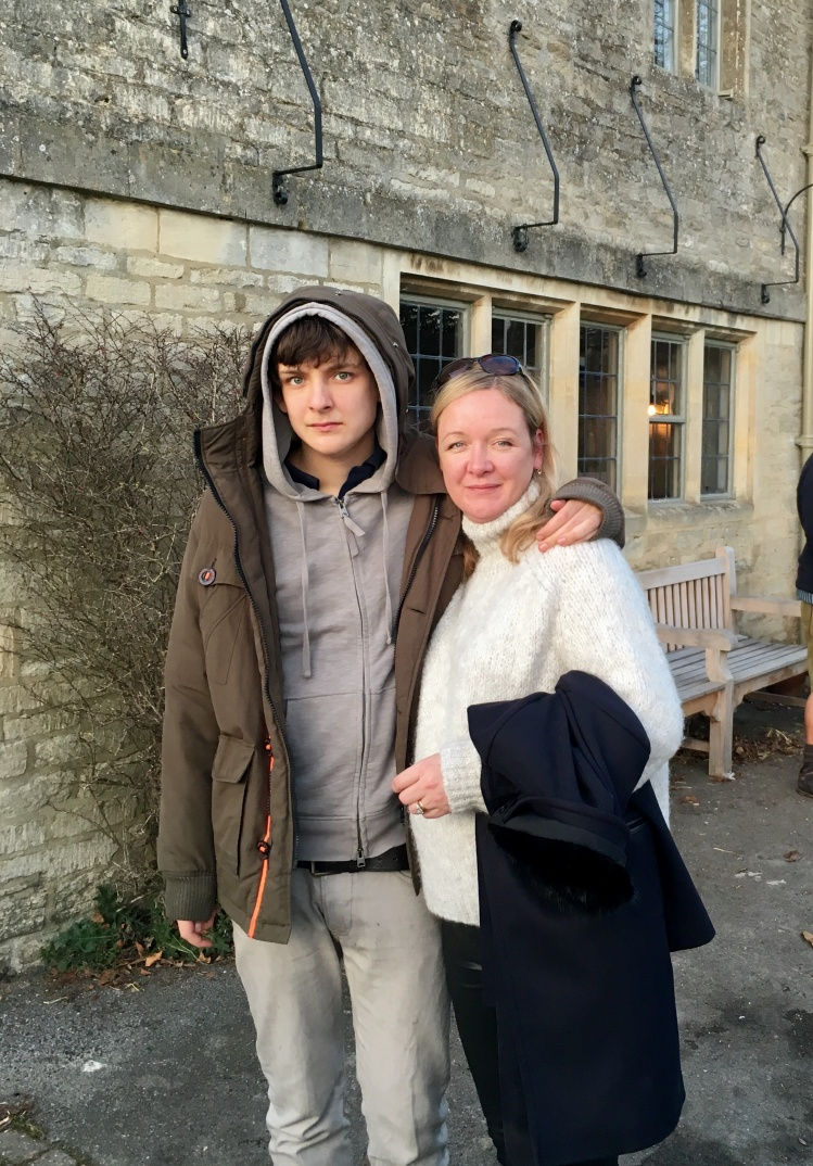 Living With My Autistic Teenage Son