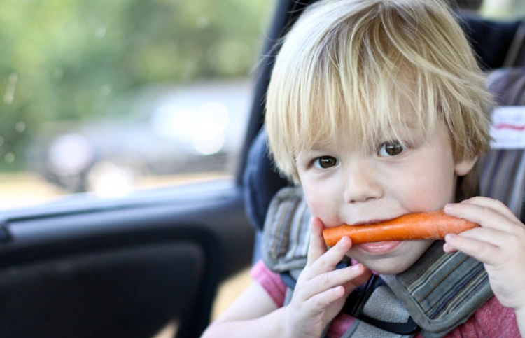 Helping Your Child Develop a Healthy Relationship with Food