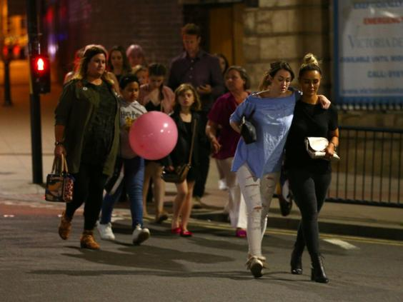 How to Help Children Cope with the Manchester Attack