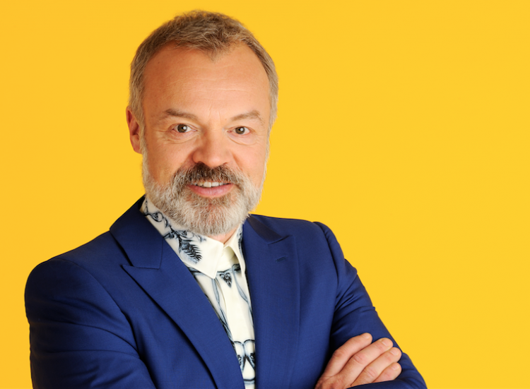 Q+A with Graham Norton: Agony Aunt for the Telegraph