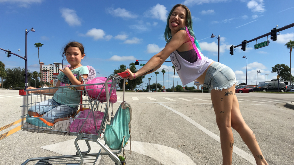 The Florida Project: When You're up Against It