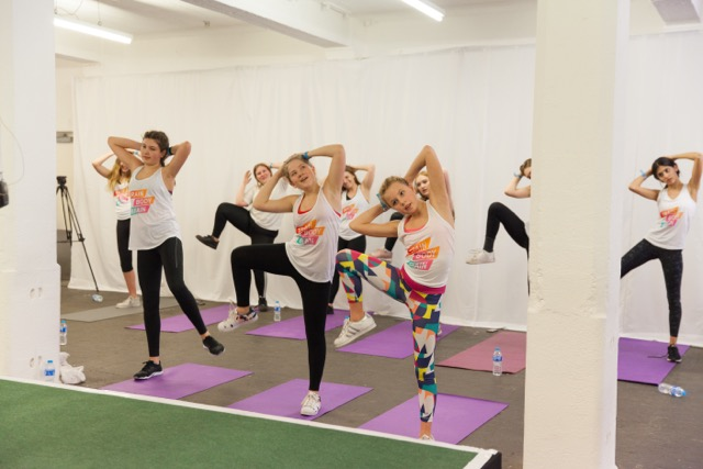 How Train Body Brain Fitness Classes Help Teen Girls Feel Better About Themselves