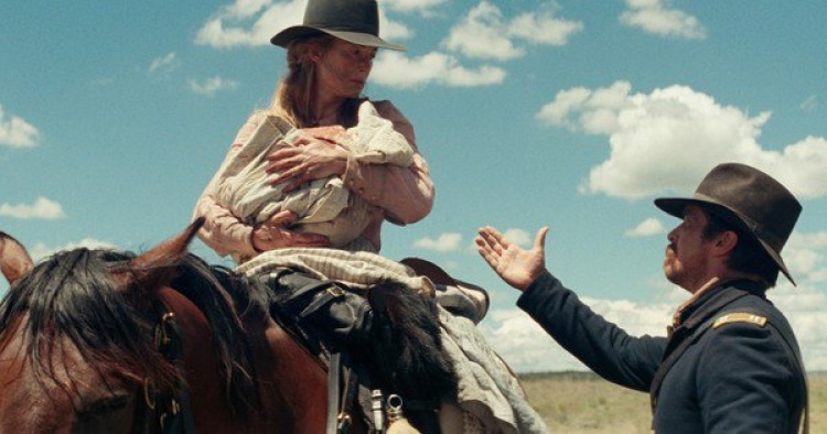 Hostiles: A Realistic Portrait of Long-Term Relationships?