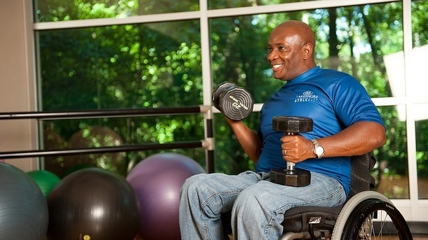 Staying Fit With a Physical Disability