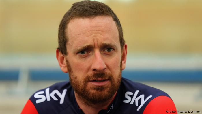 Bradley Wiggins Has a Dark Shadow - And So Do You