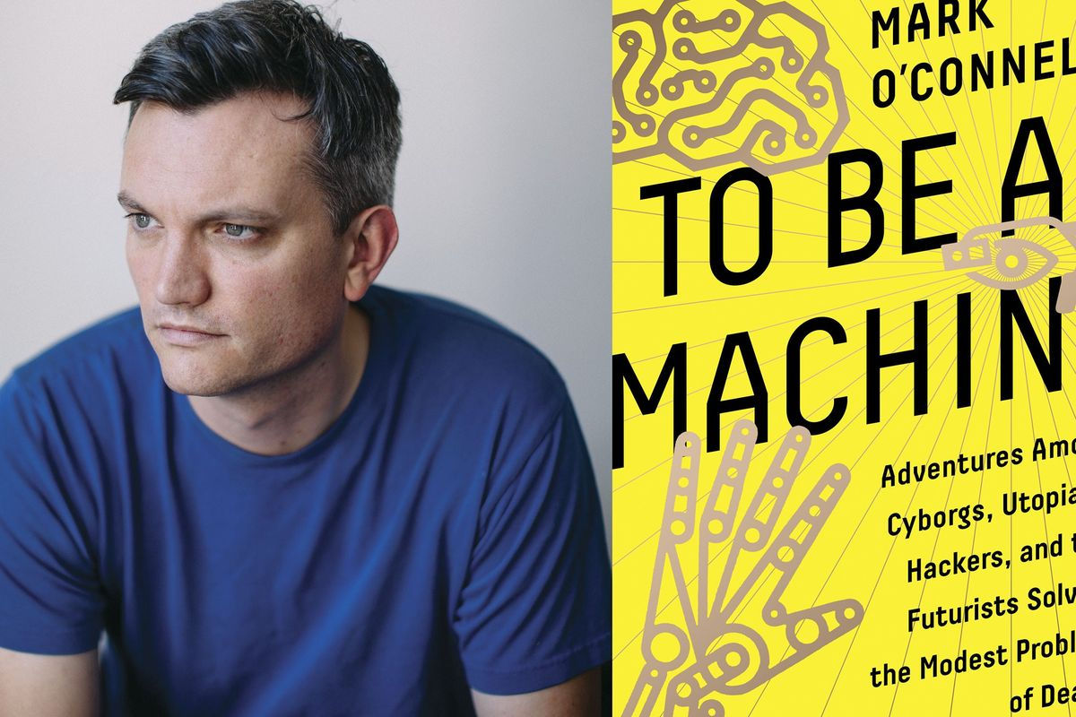 Wellcome Book Prize 2018 Winner: To Be a Machine