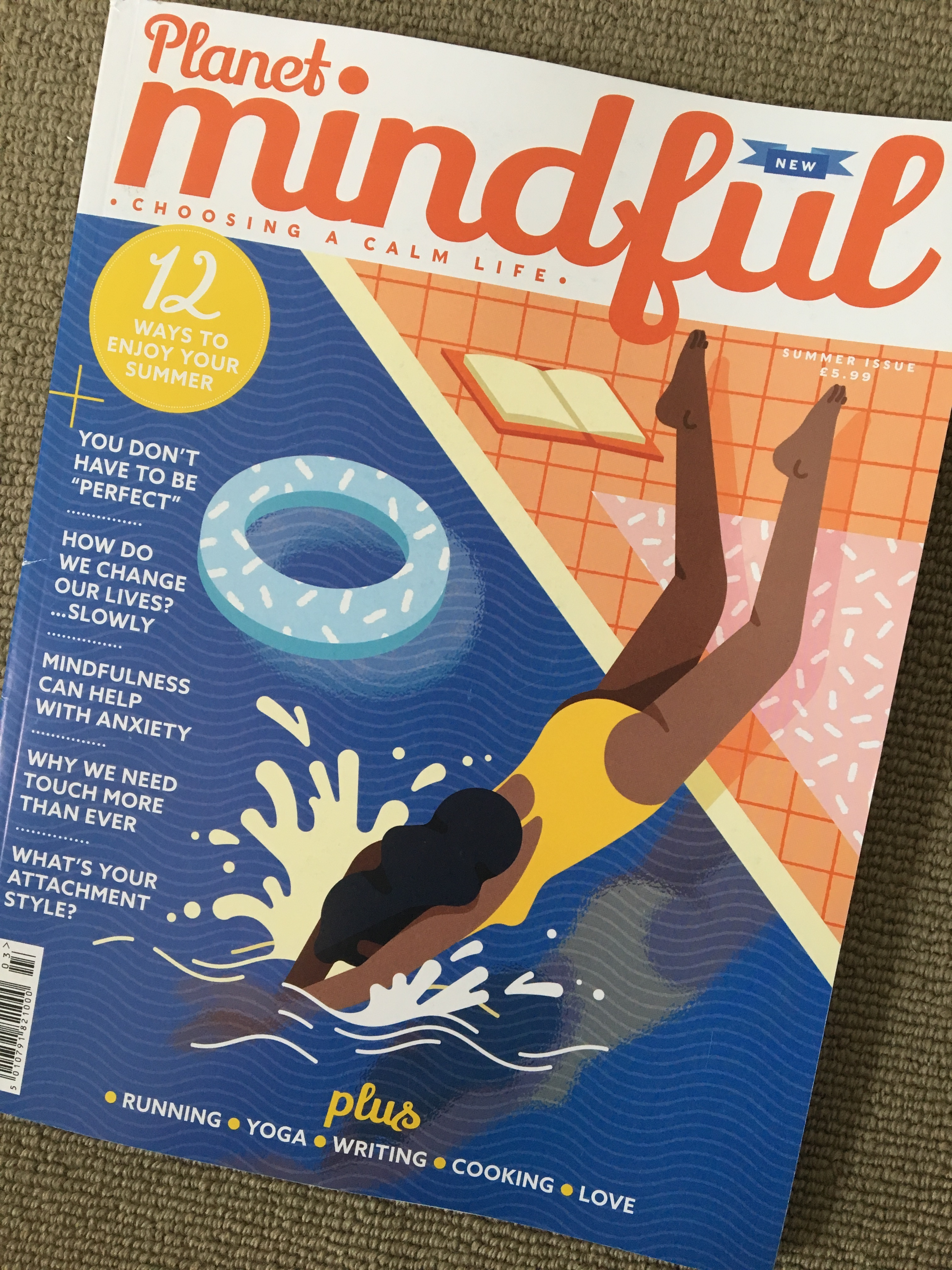 What's in Store in Issue 3 of Planet Mindful
