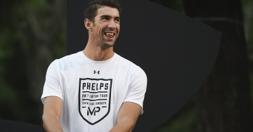 Michael Phelps On How Therapy Changed His Life