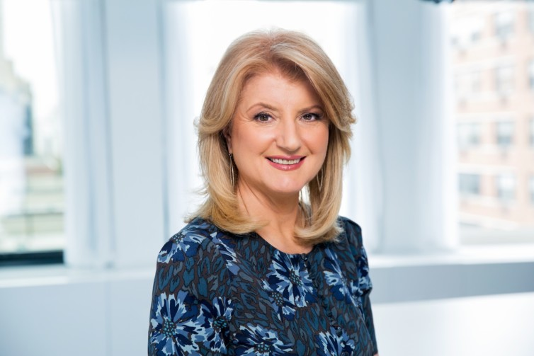 Arianna Huffington's Thrive Global is our Latest Partner
