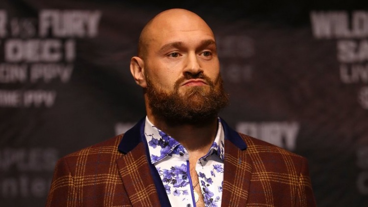 Tyson Fury Opens Up About Struggles With Depression