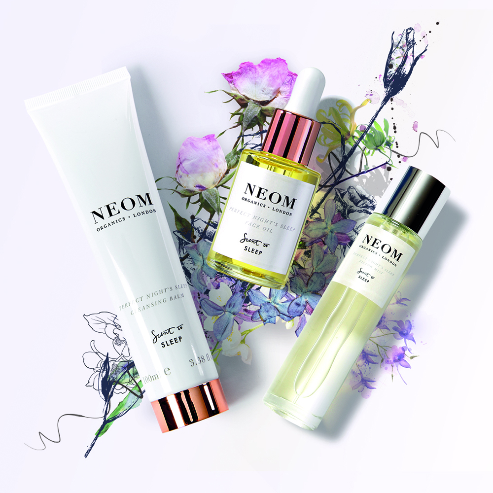 Save 20% on Neom Organics Soothing Aromatherapy Products