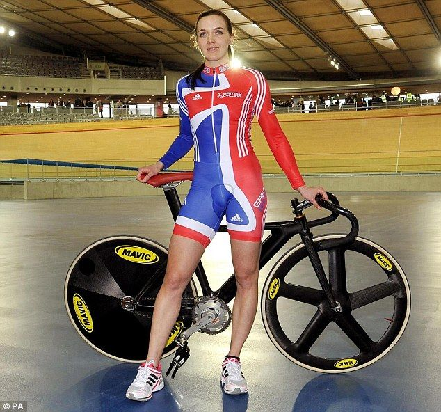 Why Living An Ordinary Life is Victoria Pendleton's Real Challenge