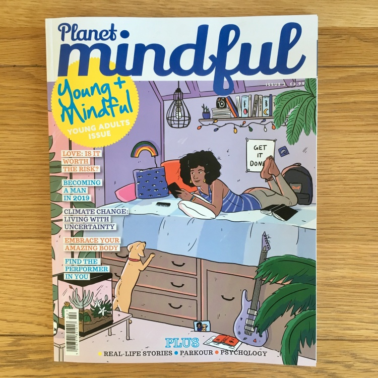 Young&Mindful: Magazine Dedicated to Teens and Young People