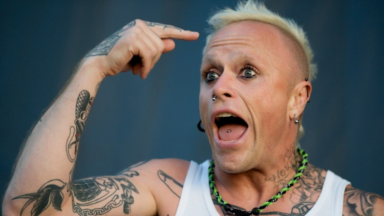 The Prodigy Front Man Keith Flint Takes Own Life