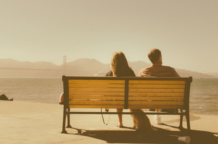 Being Lost Together Might Save Your Relationship