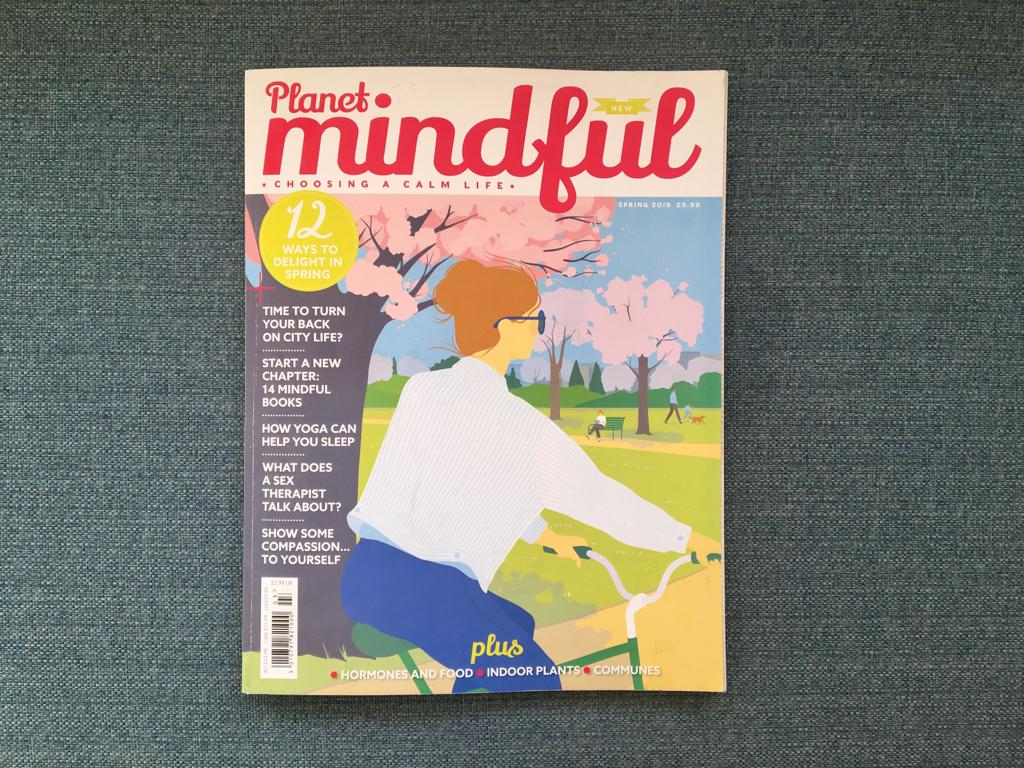 Spring Issue of Planet Mindful is Out Now