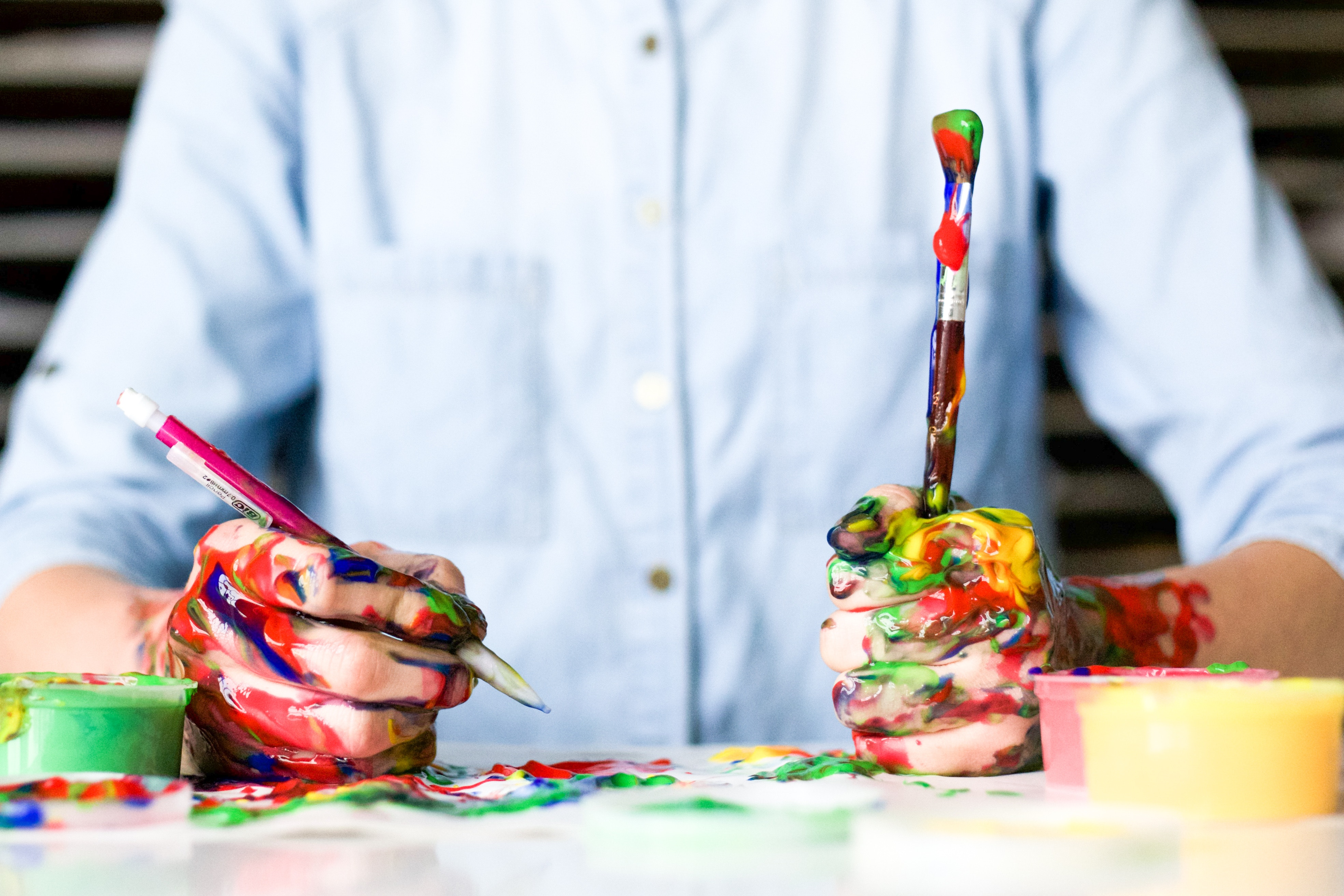 4 Ways to Be Creative
